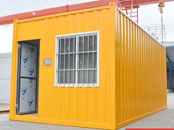 集装箱活动房在生活中的应用